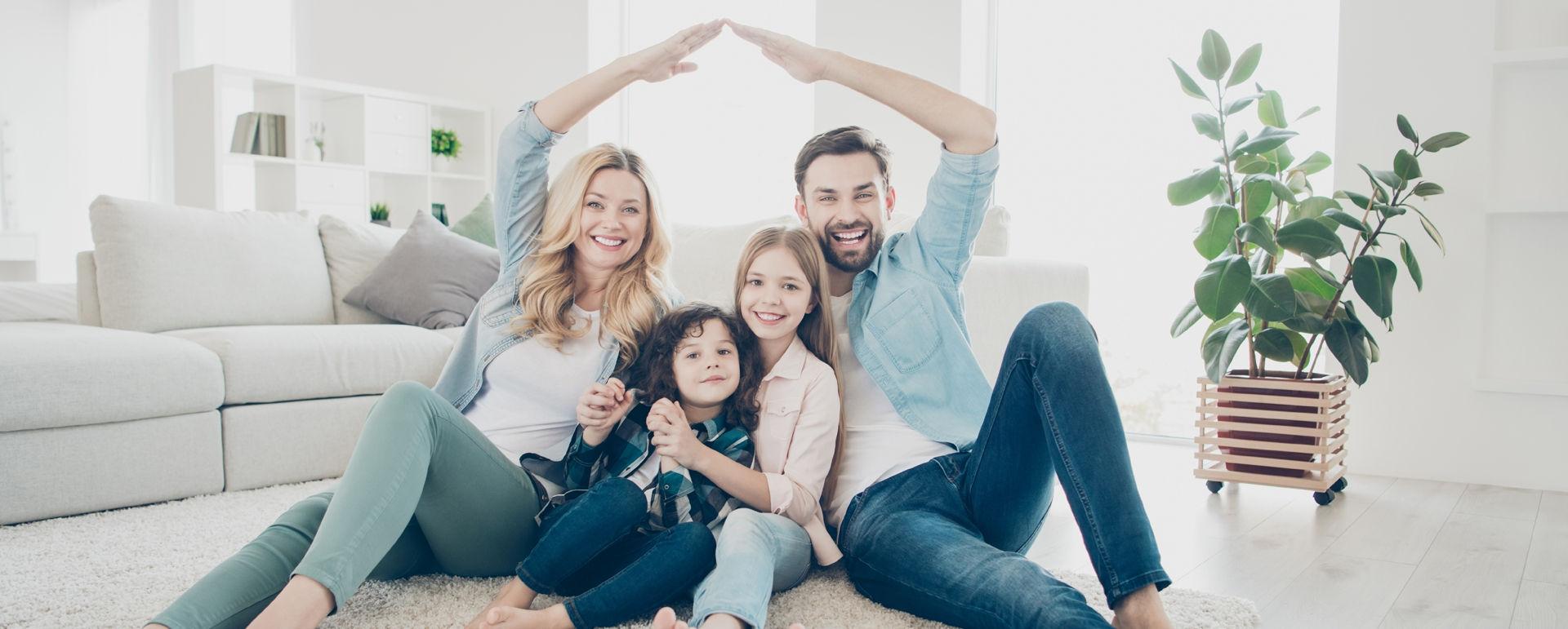 Home - DEWELOPER Z myślą o rodzinie i spokojnym stylu życia